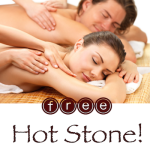 Hot Stone Promotion for Couples